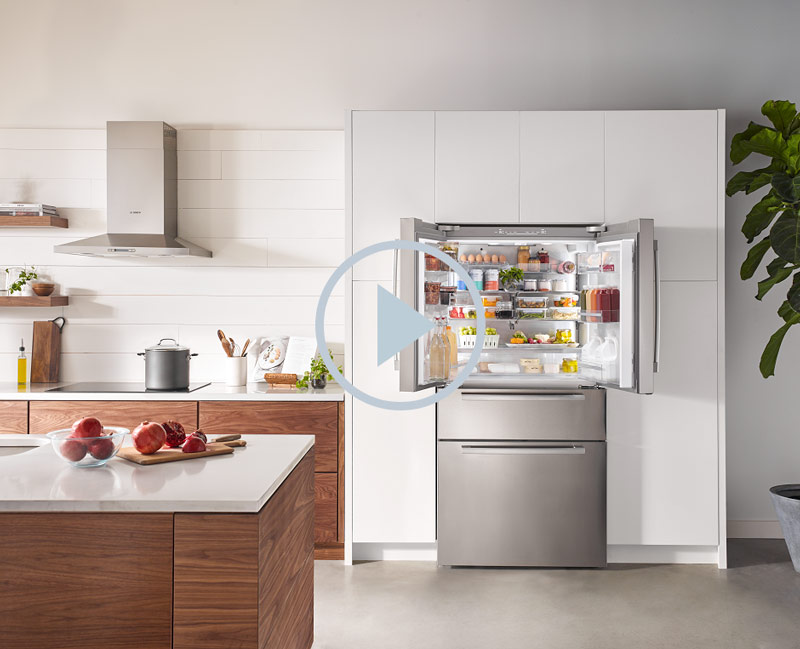 bosch refrigerator promotional image